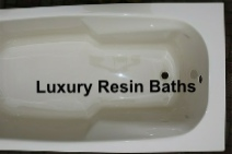 Luxury 5-layer resin baths (special order)