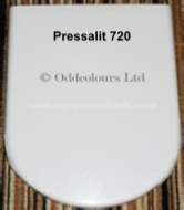 Pressalit 720 D-Shaped Soft Close
