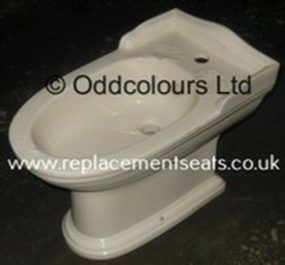 Qualitas Charlotte 1TH Bidet