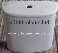 Replica Ideal Standard Chloe Flush Valve Cistern (code 783)