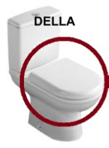 Ideal Standard Della Soft Close Seat