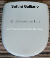 Sottini Galliano Seat in Peppermint