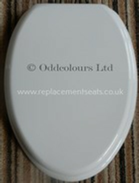 Jacob Delafon Portrait Resin Replica Seat