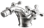 Ideal Standard Kingston 1TH Bidet Mixer Chrome