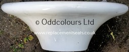 Lecico 1TH Basin in White