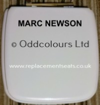 Marc Newson Resin Replica Seat