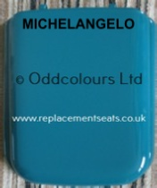 Ideal Std Michelangelo Seat re-finished Penthouse Green