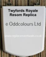 Twyfords Royale Resin Replica (Soft Close version)