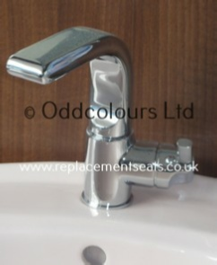 Pegler Panacea 1TH Basin Mixer CP