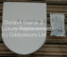 Duravit Starck 2 Replacement