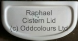 Raphael Lever-style Cistern Lid
