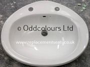 Replica Orbit Inset Vanity Basin