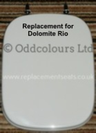 Dolomite Rio Resin Replica