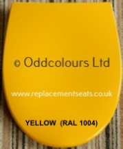 YELLOW  (RAL 1004)