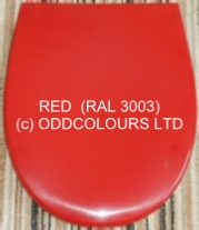 RED  (RAL 3003)