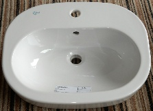 Ideal Standard Softmood semi-rec 1TH Basin