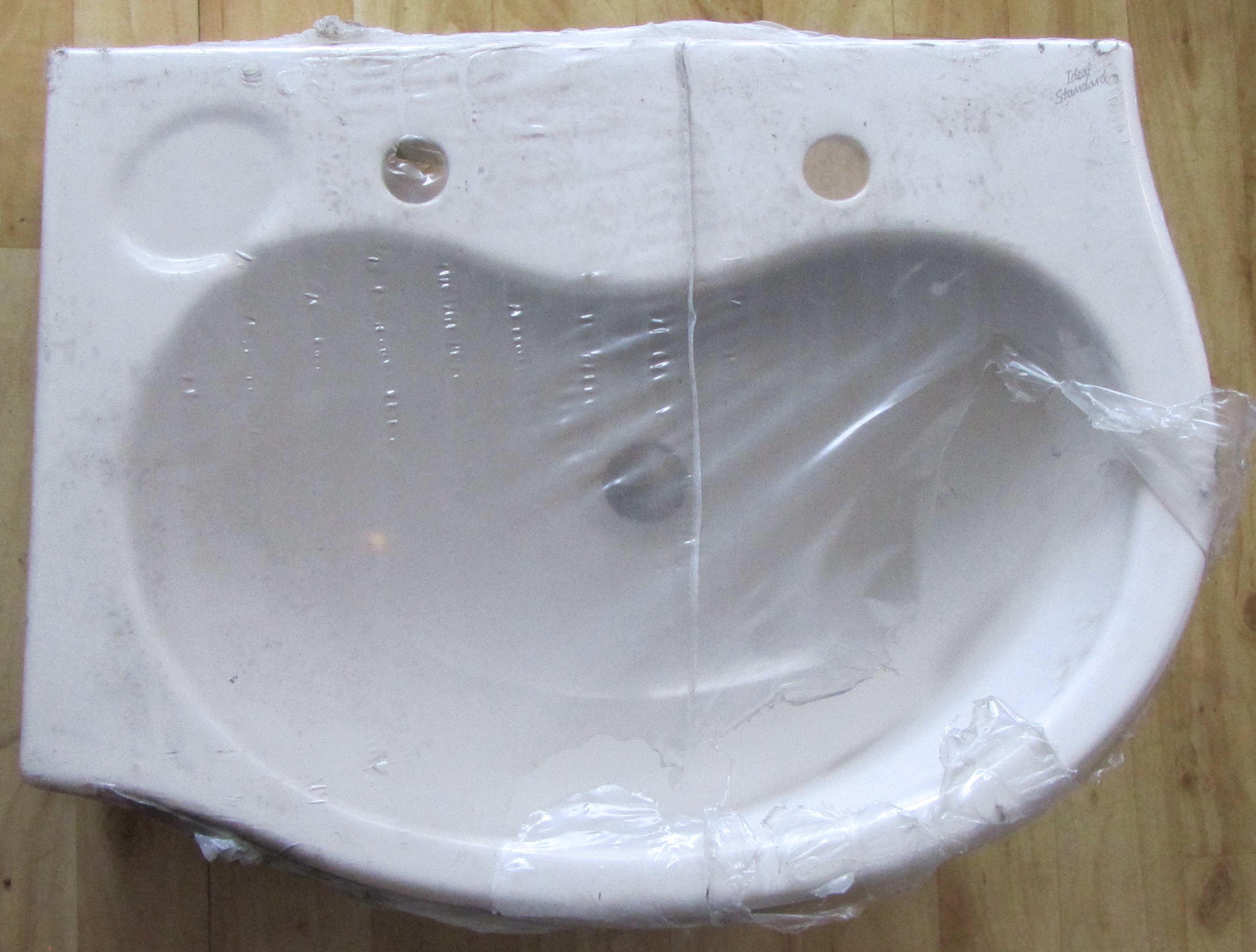 Ideal Standard Space offset Basin (Left-hand shown)