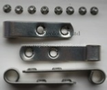 Set of Straps and Screws