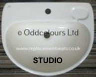 Ideal Standard Studio 1TH Basin