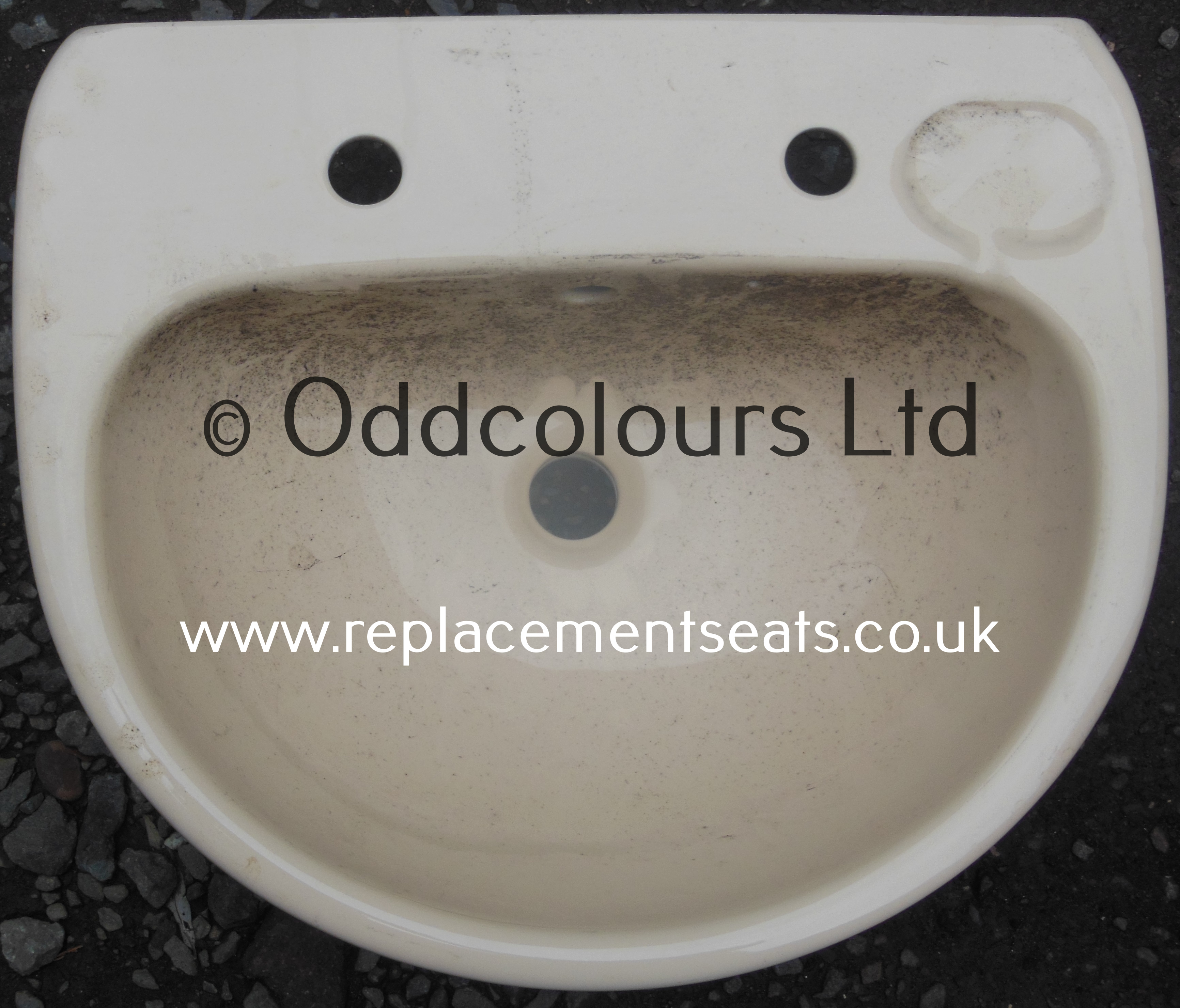 Ideal Standard Studio 2TH Basin