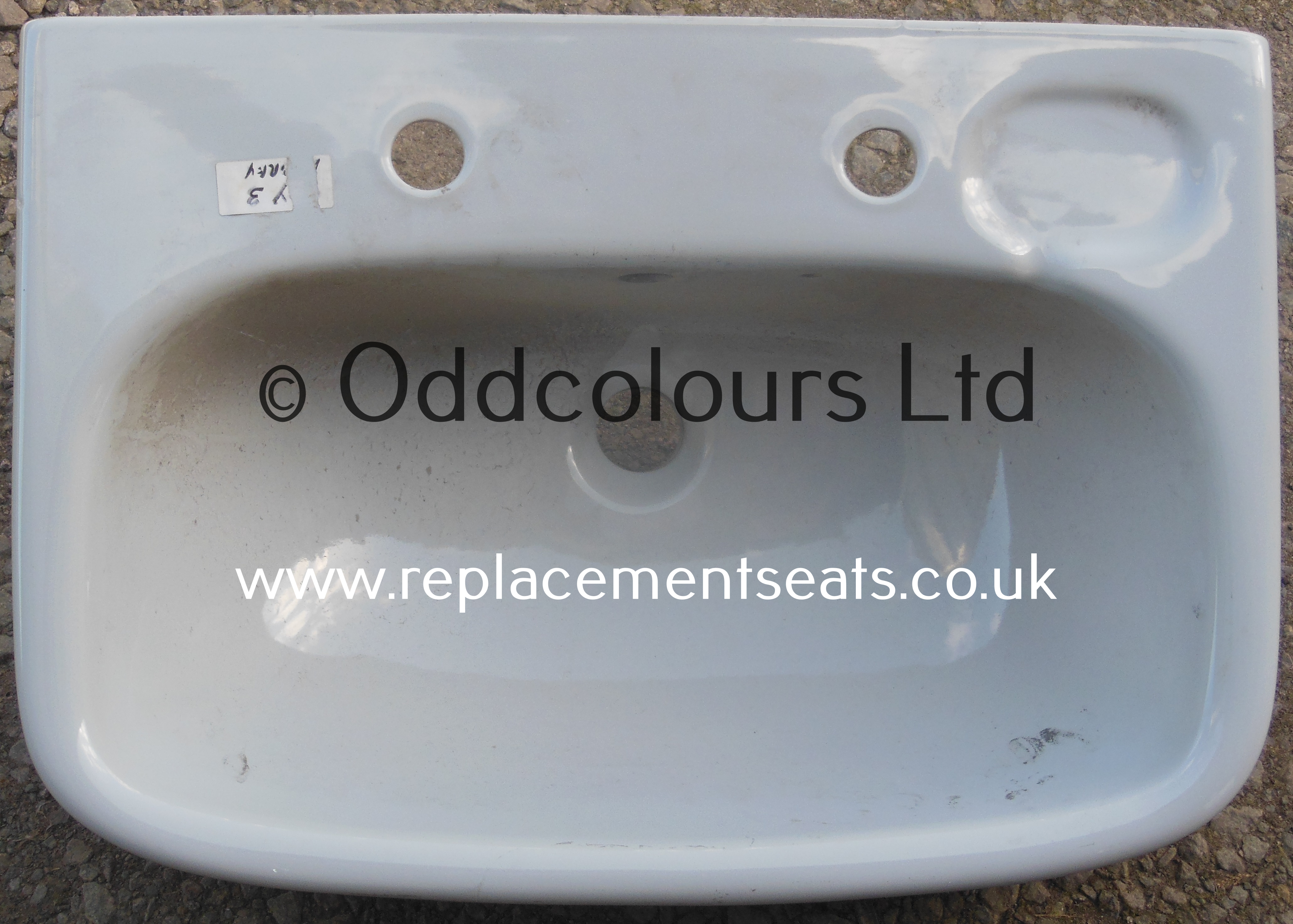 Ideal Standard Studio 56cm 2TH 'BR' Basin