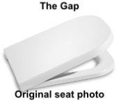 Roca The Gap seat