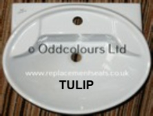 Ideal Standard Tulip 1TH Pedestal Basin