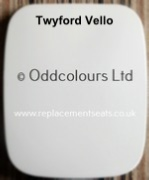 Twyford Pure / Vello Soft Close Seat