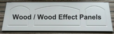 Solid Wood and Wood-effect panels (stocked)