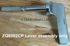 ZQ6002CP Lever assembly only